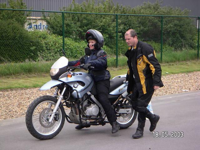 Individuele motoropleiding