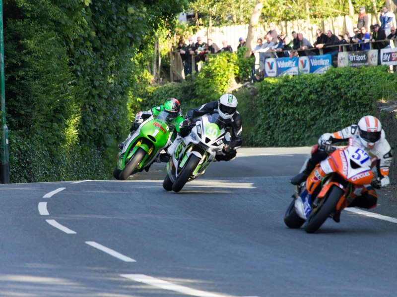 Isle of Man TT Races 2019 (31 mei – 09 juni 2019)