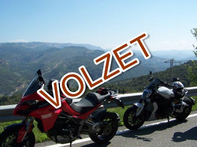 El Priorat – touren langs bergflanken en wijnranken (12 – 19 Sep 2019)