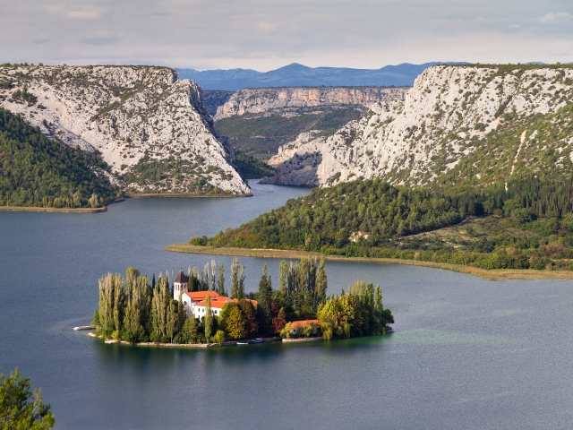Krka Kroatië met Detour