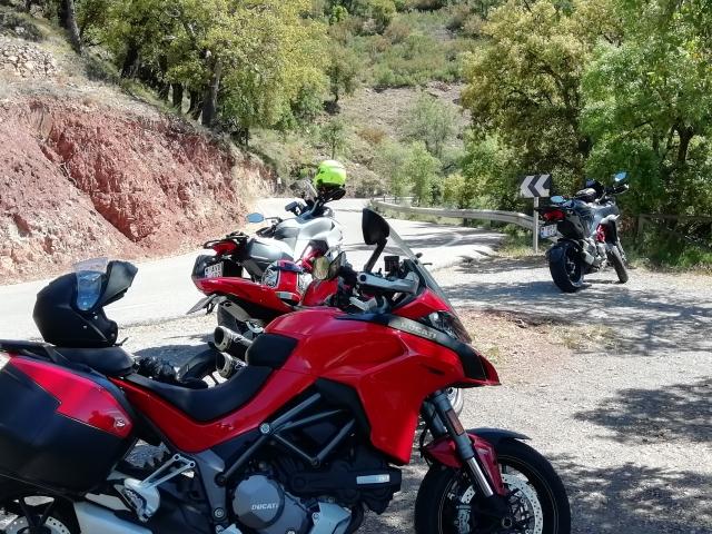 Detour Serra Espadan