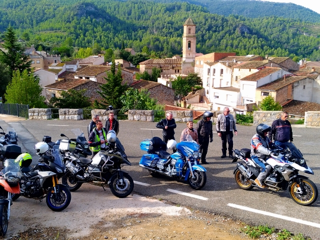 El Priorat – touren langs bergflanken en wijnranken (28 Aug – 04 Sep 2020)